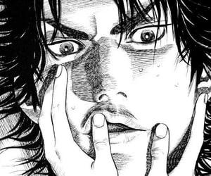 art, black & white, and manga image