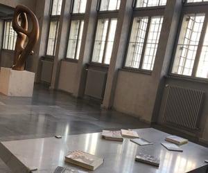 aesthetic, edificio, and museum image