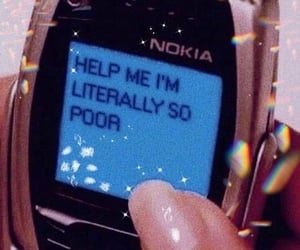 aesthetic, nokia, and pink image