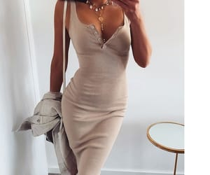 streetstyle, summer dress, and fashionblogger image