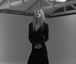 Elle, model, and saint laurent image