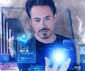 iron man, movies, and tony stark image
