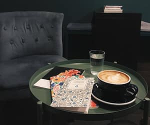 home, house, and coffee latté image