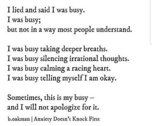 anxiety and mental health image