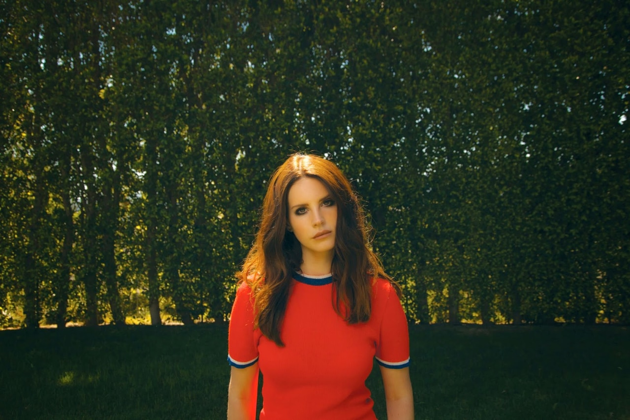 article, lana del rey, and astrology image