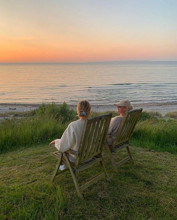 beach, friendship, and life image