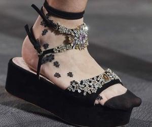 2020, shoe cam, and Giambattista Valli image