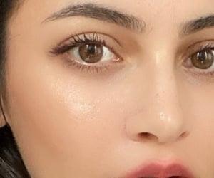 aesthetic, eyes, and lashes image