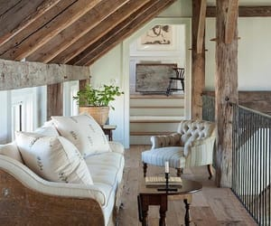 Country House, wood, and home image