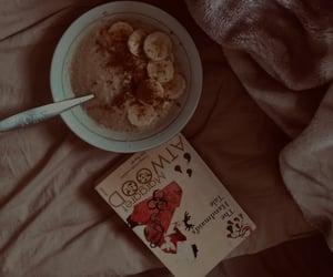 oatmeal, light academia aesthetic, and dark aesthetic image
