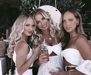 beautiful, drinks, and fashion image