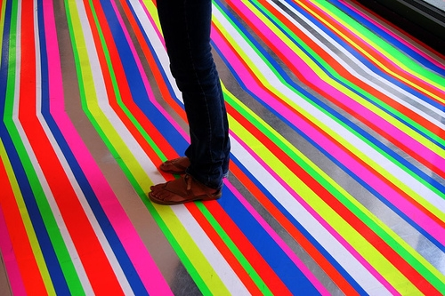 art installation, color, and d.c. image