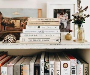 aesthetic, black, and shelf image