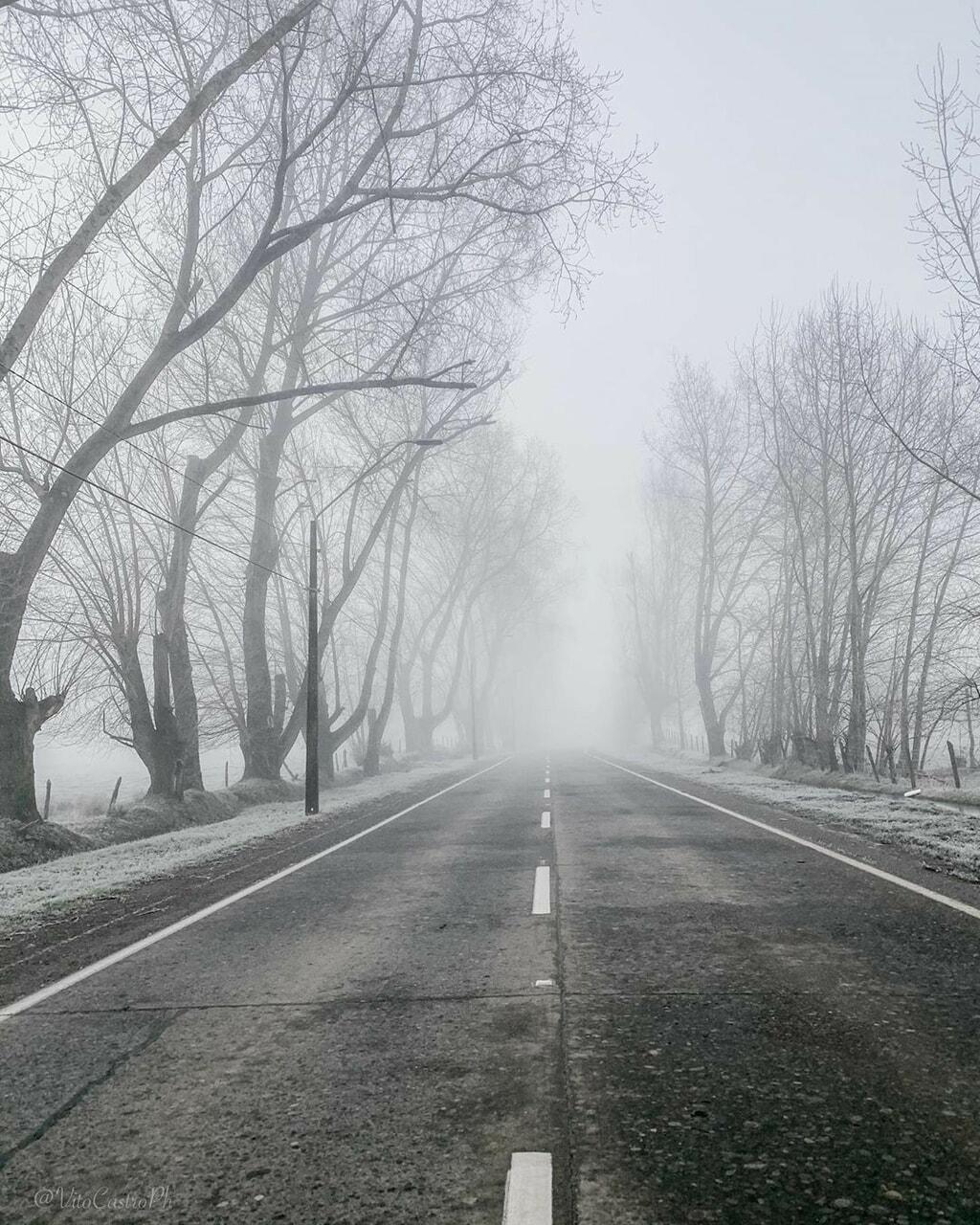 beautiful, mist, and paisajes image