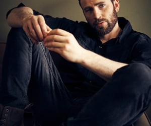 Hot, chris evans, and handsome image