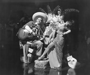 1947, black and white, and copacabana image