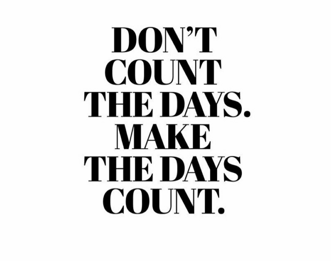 days, quote, and text image