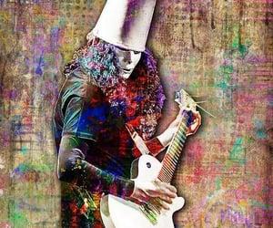 guitar, legend, and buckethead image