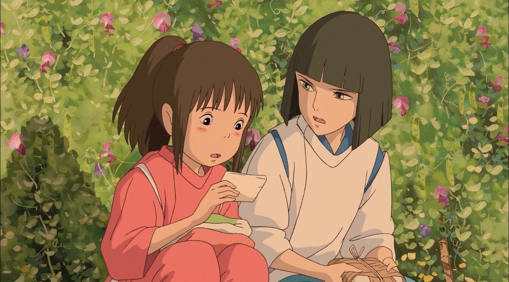 animation, disney, and My Neighbor Totoro image