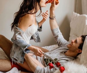 cute couples, romantic couples, and perfect couple image