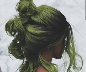 amazing, beautiful, and color hair image