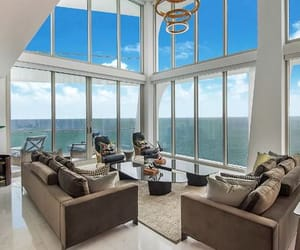 living room and penthouse image