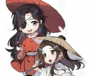 anime, cute, and xie lian image