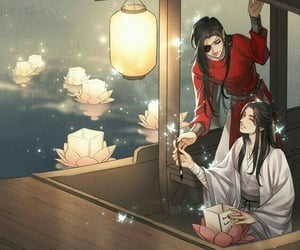 anime, wallpaper, and xie lian image
