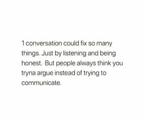 argue, communicate, and what image