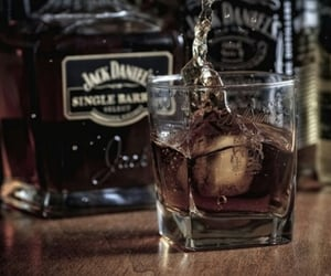 alcohol, drink, and jack daniels image