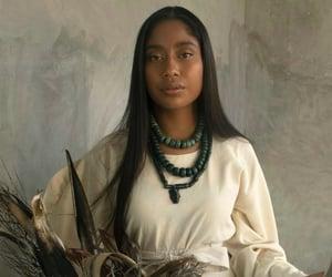 fashion, indigenous, and vogue image