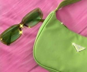 Prada, green, and fashion image