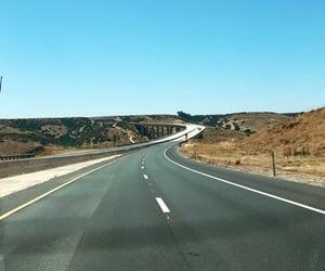 ca, california, and drive image