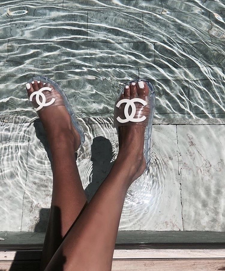 fashion, chanel, and summer image