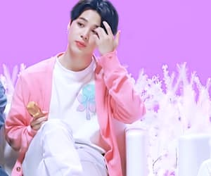 gif, pink, and pretty image