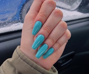 nails, nailsart, and beauty image