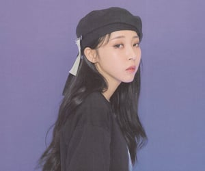 fashion, kpop, and purple image