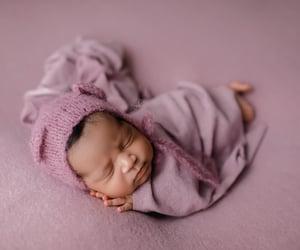 infant, newborn, and newborn photography image