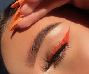 inspiration, claws goal, and makeup image