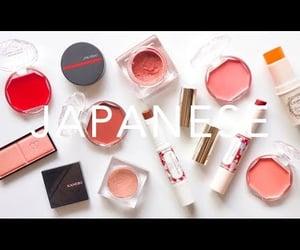 blush, shiseido, and korean makeup image