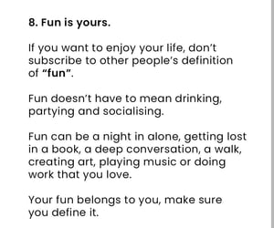 fun, lessons, and quotes image