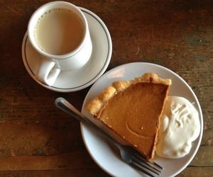 fall, food, and pie image