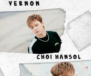 kpop, carat, and vernon chwe image
