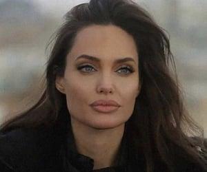 actress, Angelina Jolie, and eyes image