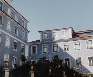 buildings, design, and lisbon image