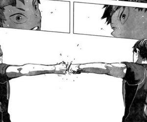 haikyuu, manga, and hinata image