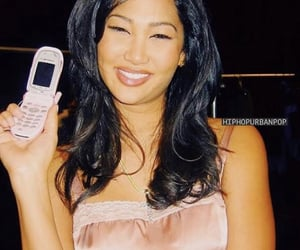 kimora lee, kimora lee simmons, and 2000's image
