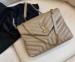 bag, beige, and designer image