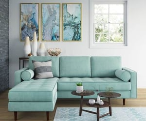 blue, home, and design image
