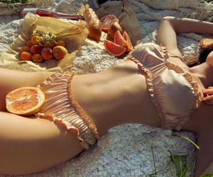 aesthetic, body, and fruit image